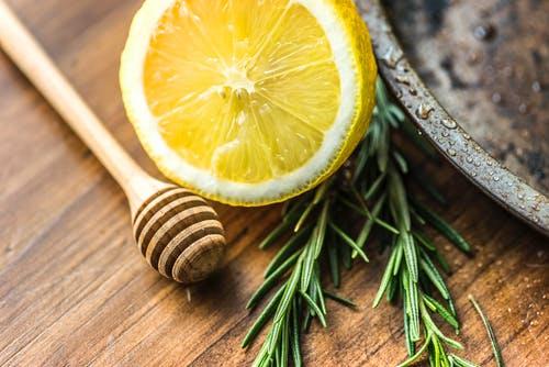 citron-cuiller-miel
