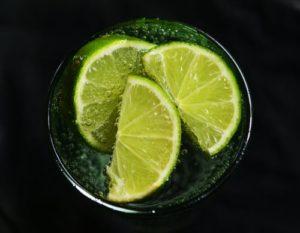 eaux détox citron