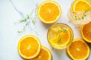 eaux-détox-orange