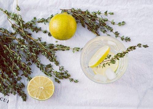 thym avec citron